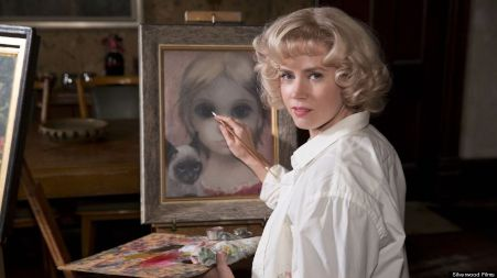 Amy Adams as the lovely and talented Margaret Keane.